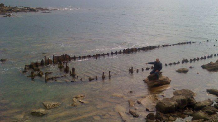 Çanakkale Savaş Gemisi Batığı