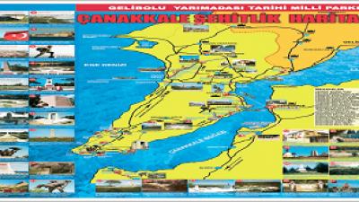 Gelibolu Çanakkale Şehitlik