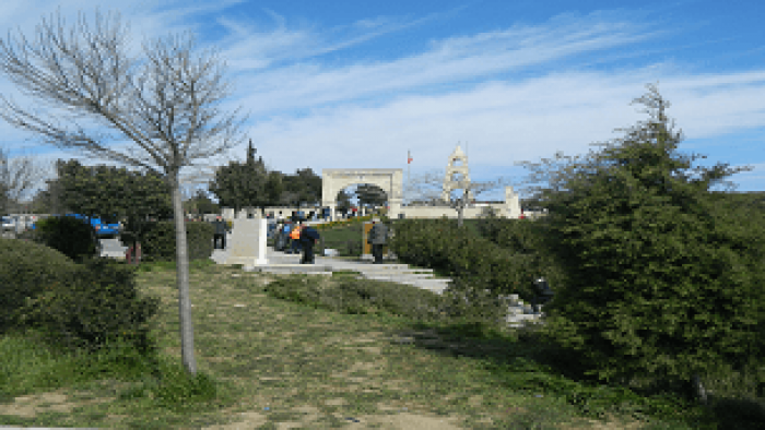 Edirne Çıkışlı Çanakkale Şehitlik Turu