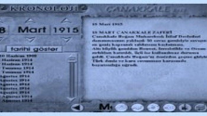 Çanakkale Savaşı Kronolojisi