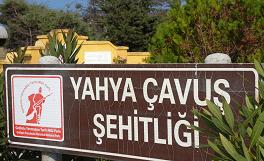 Ezineli Yahya Cavus Aniti ve Sehitligi