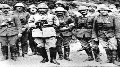 Kurtuluş Savaşı Komutanları