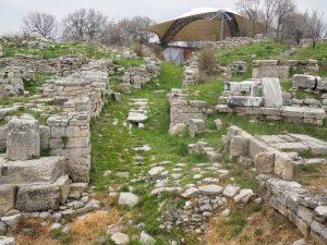 Truva Kazı Alanı