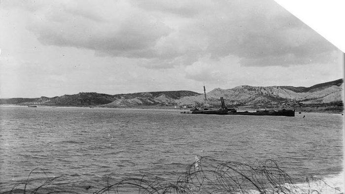 Milo Savaş Gemisi 1915 Resim
