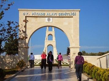 Ankara Çıkışlı Çanakkale Şehitlik Turu