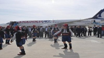 Çanakkale Ankara Uçak Seferleri