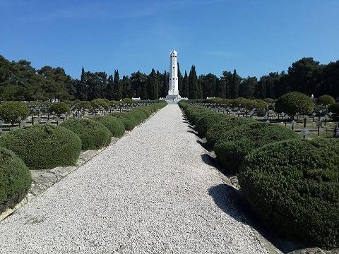 Çanakkale Fransız Mezarlığı ve Anıtı