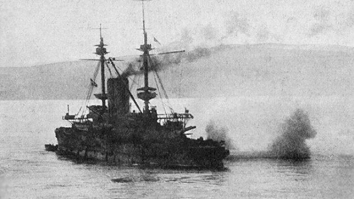 1 Mart 1915 Deniz Taarruzu