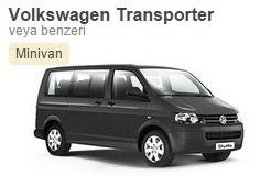 Kiralık Minivan Minibus