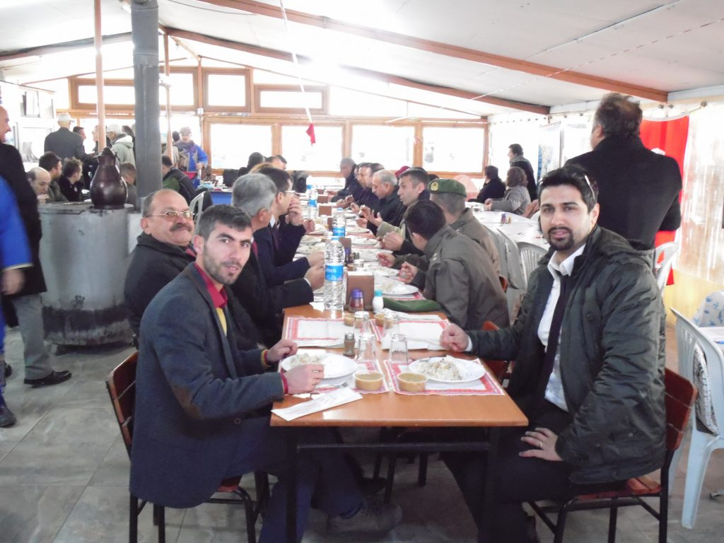 9 Ocak 2015 Pilav İkramı
