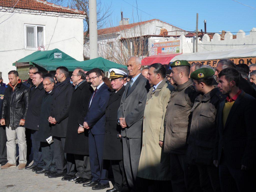 9 Ocak 2015 Tören Katılımcıları
