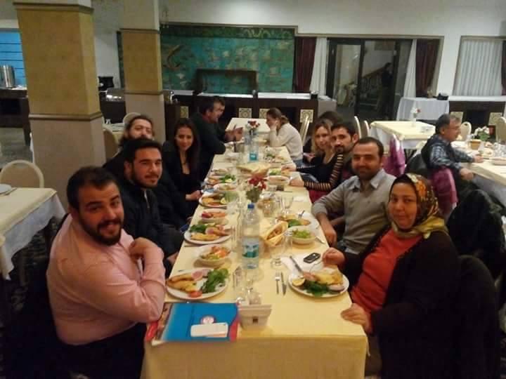 ÇARO Gala Yemeği