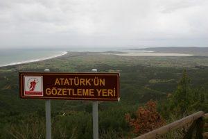 Atatürk'ün Gözetleme Yeri