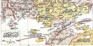 1915 Gelibolu İlçesi