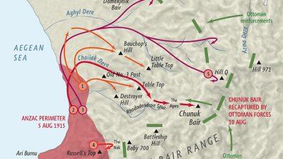 Kuzey Muharebe Alanları Turu