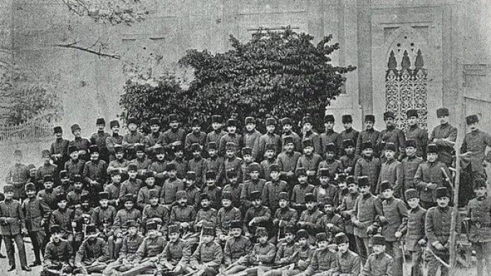 Çanakkale Savaşında Jandarma Birlikleri