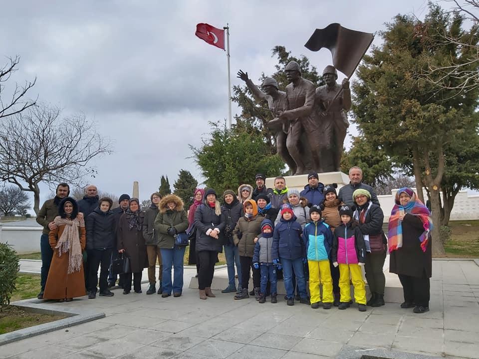 Günübirlik Çanakkale Şehitlik Gezisi